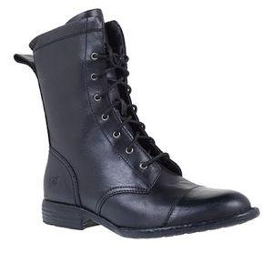 NWOT Jeffrey Campbell Combat Boots
